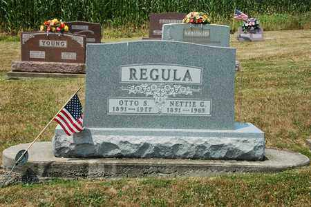 REGULA, NETTIE G. - Tuscarawas County, Ohio | NETTIE G. REGULA - Ohio Gravestone Photos