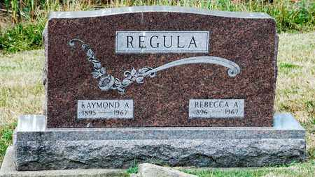 REGULA, REBECCA A. - Tuscarawas County, Ohio | REBECCA A. REGULA - Ohio Gravestone Photos