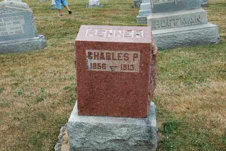 RENNER, CHARLES P. - Tuscarawas County, Ohio | CHARLES P. RENNER - Ohio Gravestone Photos