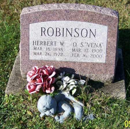 ROBINSON, HERBERT W. - Tuscarawas County, Ohio | HERBERT W. ROBINSON - Ohio Gravestone Photos