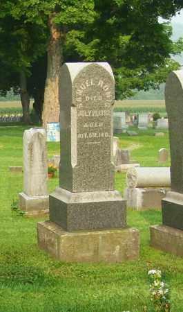 ROMIG, SAMUEL - Tuscarawas County, Ohio   SAMUEL ROMIG - Ohio Gravestone Photos