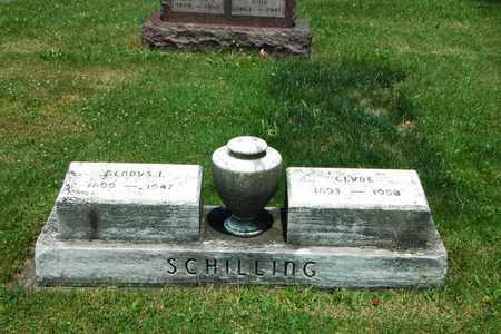 SCHILLING, CLYDE - Tuscarawas County, Ohio | CLYDE SCHILLING - Ohio Gravestone Photos
