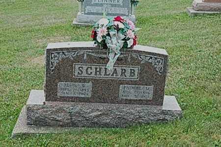 SCHLARB, ALVIN W. - Tuscarawas County, Ohio | ALVIN W. SCHLARB - Ohio Gravestone Photos