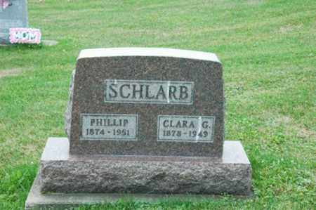 LOWER SCHLARB, CLARA G. - Tuscarawas County, Ohio | CLARA G. LOWER SCHLARB - Ohio Gravestone Photos