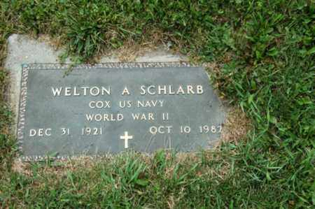 SCHLARB, WELTON A. - Tuscarawas County, Ohio | WELTON A. SCHLARB - Ohio Gravestone Photos