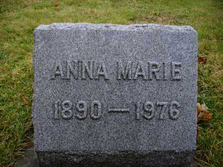 SCHUMAKER, ANNA MARIE - Tuscarawas County, Ohio | ANNA MARIE SCHUMAKER - Ohio Gravestone Photos