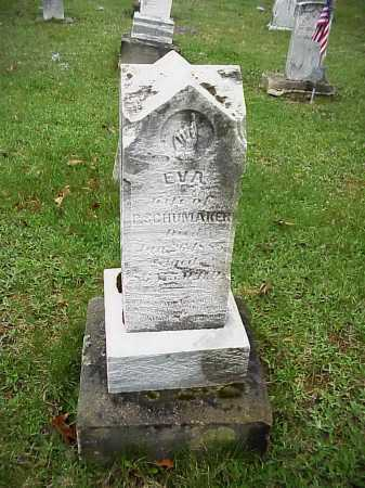SCHUMAKER, EVA - Tuscarawas County, Ohio | EVA SCHUMAKER - Ohio Gravestone Photos