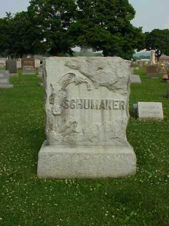 SCHUMAKER, MONUMENT - Tuscarawas County, Ohio | MONUMENT SCHUMAKER - Ohio Gravestone Photos