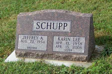 SCHUPP, JEFFREY A. - Tuscarawas County, Ohio | JEFFREY A. SCHUPP - Ohio Gravestone Photos