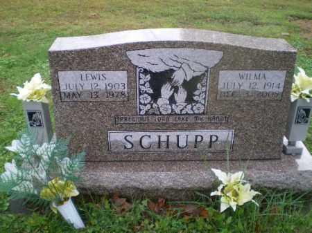 MERRYMAN SCHUPP, WILMA MAE - Tuscarawas County, Ohio | WILMA MAE MERRYMAN SCHUPP - Ohio Gravestone Photos