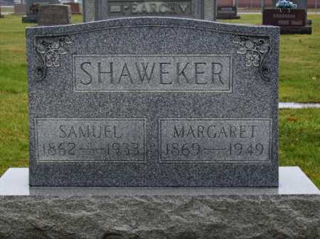 TROENDLY SHAWEKER, MARGARET M. - Tuscarawas County, Ohio | MARGARET M. TROENDLY SHAWEKER - Ohio Gravestone Photos
