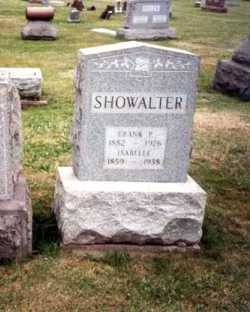 SHOWALTER, ISABELLE - Tuscarawas County, Ohio | ISABELLE SHOWALTER - Ohio Gravestone Photos