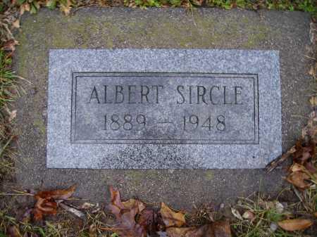 SIRCLE, ALBERT - Tuscarawas County, Ohio | ALBERT SIRCLE - Ohio Gravestone Photos
