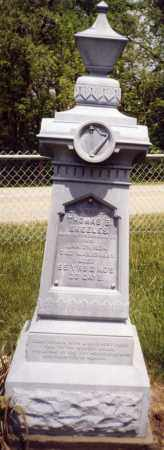 SKEELES, THOMAS B. - Tuscarawas County, Ohio | THOMAS B. SKEELES - Ohio Gravestone Photos