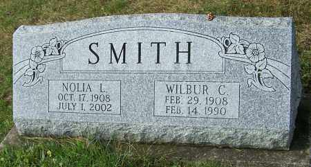 SMITH, NOLIA L. - Tuscarawas County, Ohio | NOLIA L. SMITH - Ohio Gravestone Photos