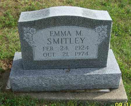 SMITLEY, EMMA M. - Tuscarawas County, Ohio | EMMA M. SMITLEY - Ohio Gravestone Photos