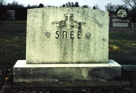 JOHNSON SNEE, MARY A. - Tuscarawas County, Ohio | MARY A. JOHNSON SNEE - Ohio Gravestone Photos
