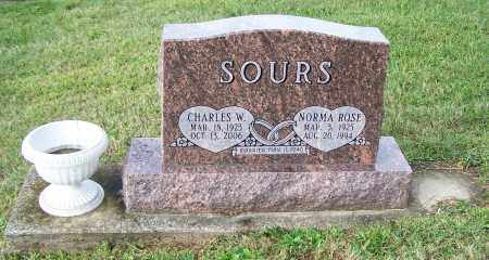 SOURS, NORMA ROSE - Tuscarawas County, Ohio | NORMA ROSE SOURS - Ohio Gravestone Photos
