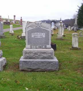 STEINER, CHARLES J. - Tuscarawas County, Ohio | CHARLES J. STEINER - Ohio Gravestone Photos