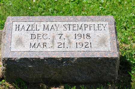 STEMPFLEY, HAZEL MAY - Tuscarawas County, Ohio | HAZEL MAY STEMPFLEY - Ohio Gravestone Photos
