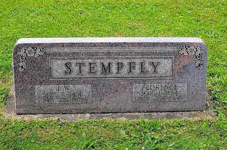 STEMPFLY, FLORENCE - Tuscarawas County, Ohio | FLORENCE STEMPFLY - Ohio Gravestone Photos