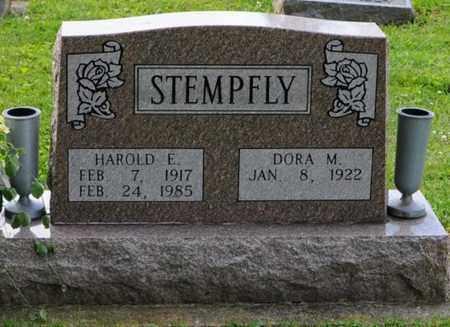 STEMPFLY, HAROLD E. - Tuscarawas County, Ohio | HAROLD E. STEMPFLY - Ohio Gravestone Photos