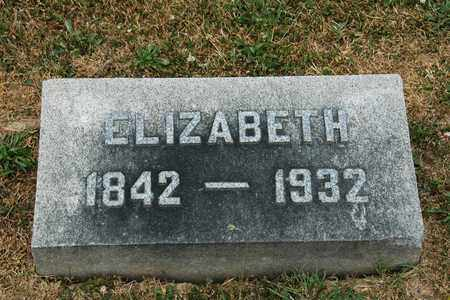 STEPHAN, ELIZABETH - Tuscarawas County, Ohio | ELIZABETH STEPHAN - Ohio Gravestone Photos