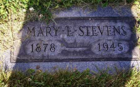 STEVENS, MARY ELDA - Tuscarawas County, Ohio | MARY ELDA STEVENS - Ohio Gravestone Photos