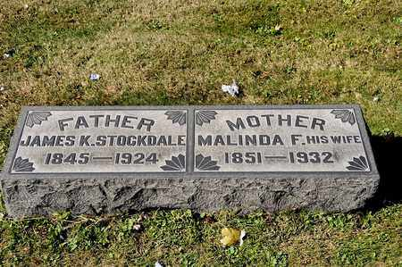 STOCKDALE, MALINDA - Tuscarawas County, Ohio | MALINDA STOCKDALE - Ohio Gravestone Photos