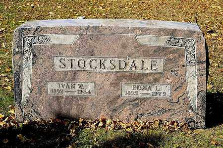 STOCKSDALE, EDNA L. - Tuscarawas County, Ohio | EDNA L. STOCKSDALE - Ohio Gravestone Photos