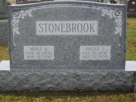 STONEBROOK, MERLE ALMA - Tuscarawas County, Ohio | MERLE ALMA STONEBROOK - Ohio Gravestone Photos