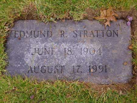 "STRATTON, EDMUND R. ""BUD"" - Tuscarawas County, Ohio 