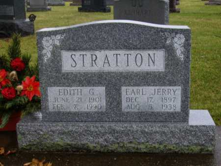 GRAY STRATTON, EDITH - Tuscarawas County, Ohio | EDITH GRAY STRATTON - Ohio Gravestone Photos