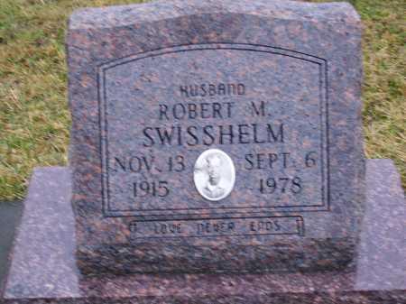 SWISSHELM, ROBERT M. - Tuscarawas County, Ohio | ROBERT M. SWISSHELM - Ohio Gravestone Photos