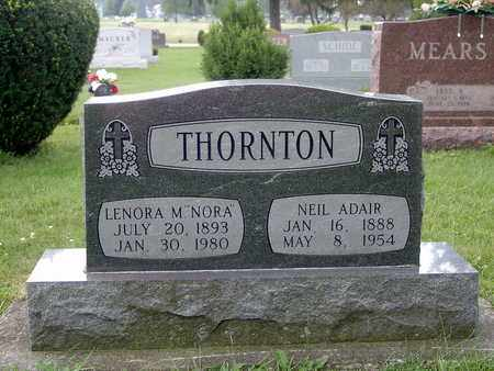 THORNTON, LENORA MILDRED - Tuscarawas County, Ohio | LENORA MILDRED THORNTON - Ohio Gravestone Photos