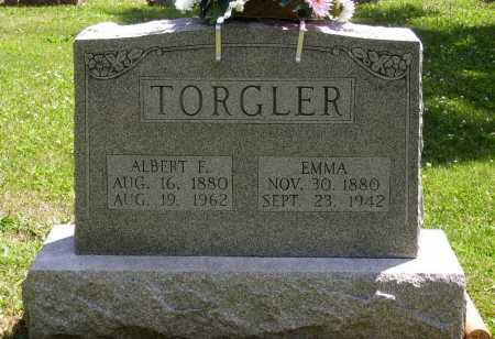 TORGLER, EMMA - Tuscarawas County, Ohio | EMMA TORGLER - Ohio Gravestone Photos