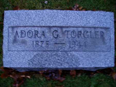 TORGLER, ADORA - Tuscarawas County, Ohio | ADORA TORGLER - Ohio Gravestone Photos