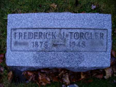 TORGLER, FREDERICK J. - Tuscarawas County, Ohio | FREDERICK J. TORGLER - Ohio Gravestone Photos