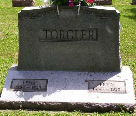 TORGLER, LENA - Tuscarawas County, Ohio | LENA TORGLER - Ohio Gravestone Photos