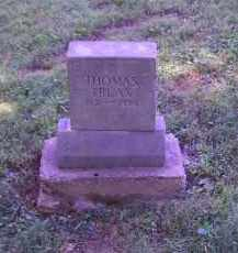 TRUAX, THOMAS - Tuscarawas County, Ohio | THOMAS TRUAX - Ohio Gravestone Photos