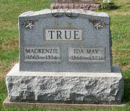 TRUE, IDA MAY - Tuscarawas County, Ohio | IDA MAY TRUE - Ohio Gravestone Photos