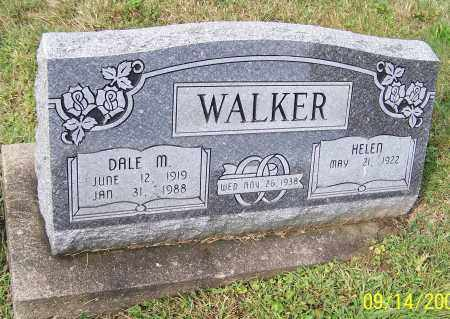 WALKER, HELEN - Tuscarawas County, Ohio | HELEN WALKER - Ohio Gravestone Photos