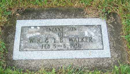 WALKER, INFANT - Tuscarawas County, Ohio | INFANT WALKER - Ohio Gravestone Photos