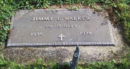 WALKER, JIMMY E. - Tuscarawas County, Ohio | JIMMY E. WALKER - Ohio Gravestone Photos