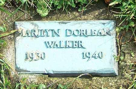 WALKER, MARILYN DORLEAN - Tuscarawas County, Ohio | MARILYN DORLEAN WALKER - Ohio Gravestone Photos