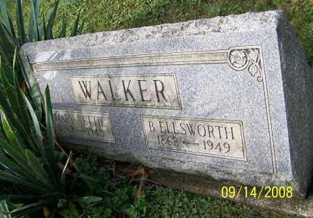 WALKER, MARY NETTIE - Tuscarawas County, Ohio | MARY NETTIE WALKER - Ohio Gravestone Photos