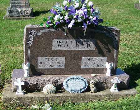 WALKER, OTIS T. - Tuscarawas County, Ohio | OTIS T. WALKER - Ohio Gravestone Photos