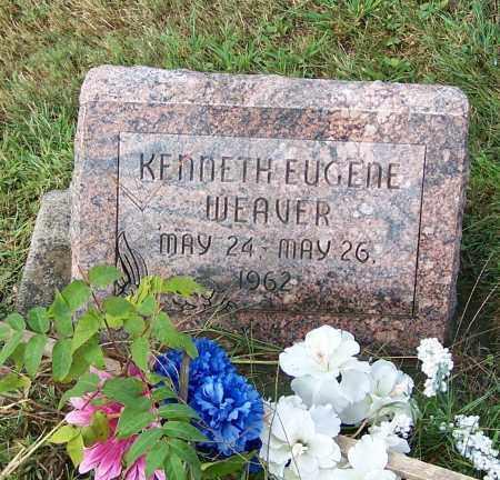 WEAVER, KENNETH EUGENE - Tuscarawas County, Ohio | KENNETH EUGENE WEAVER - Ohio Gravestone Photos