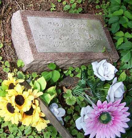 WEAVER, MARY ARLEEN - Tuscarawas County, Ohio | MARY ARLEEN WEAVER - Ohio Gravestone Photos
