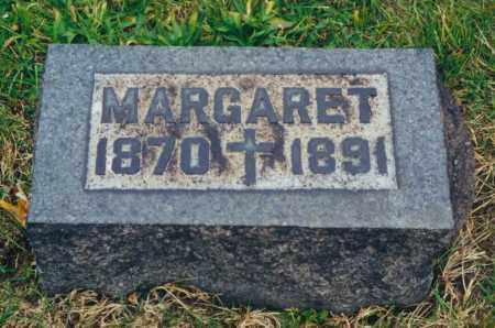 WEIGAND, MARGARET - Tuscarawas County, Ohio | MARGARET WEIGAND - Ohio Gravestone Photos